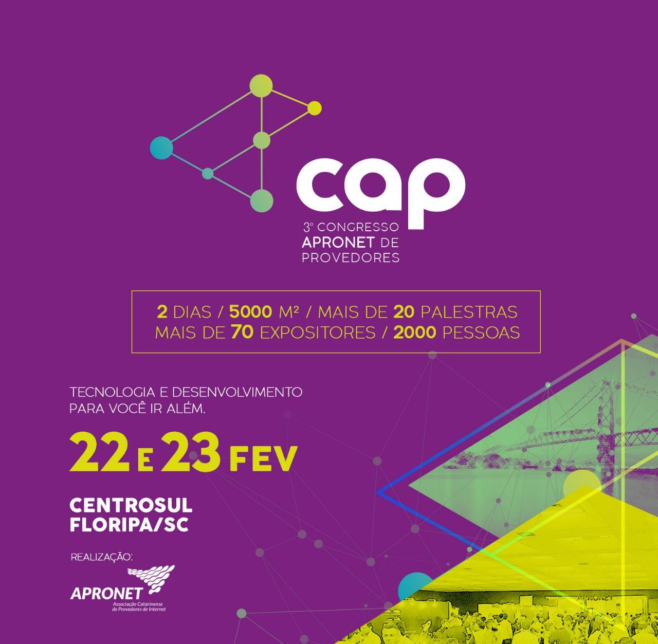 CAP – Congresso Apronet de Provedores