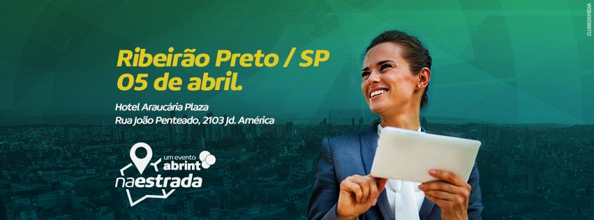 ABRINT na Estrada Ribeirão Preto –  5 de Abril de 2019